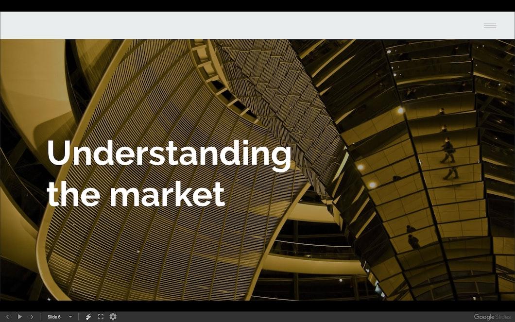 Google Slides for Digital SIgnage carousel 2