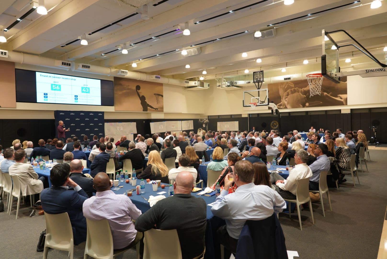 JetBlue Airways recently hosted their annual Officer and DirectorLeadership Reception at the PA