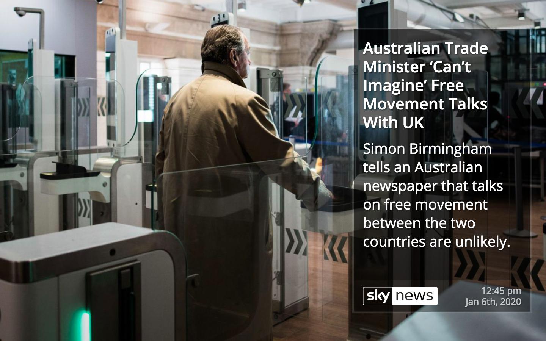 Sky News RSS for Digital Signage image carousel