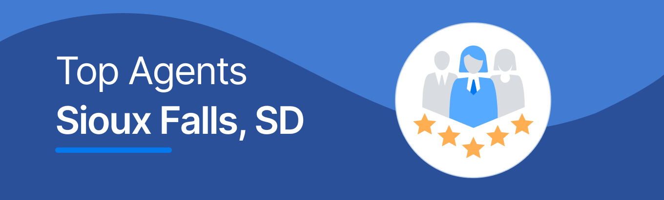 Top Real Estate Agents in Sioux Falls, SD