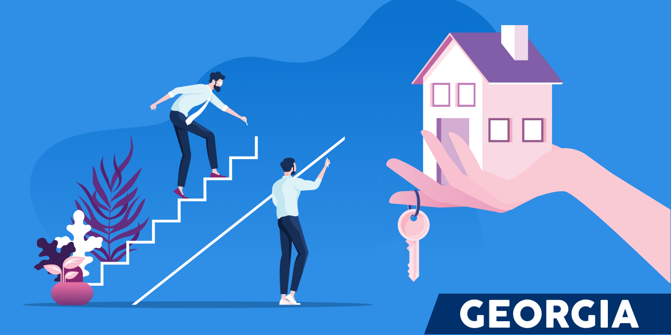 8 Steps to Buying a House in Georgia
