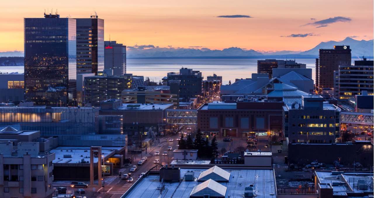 Time to sell a home in Alaska