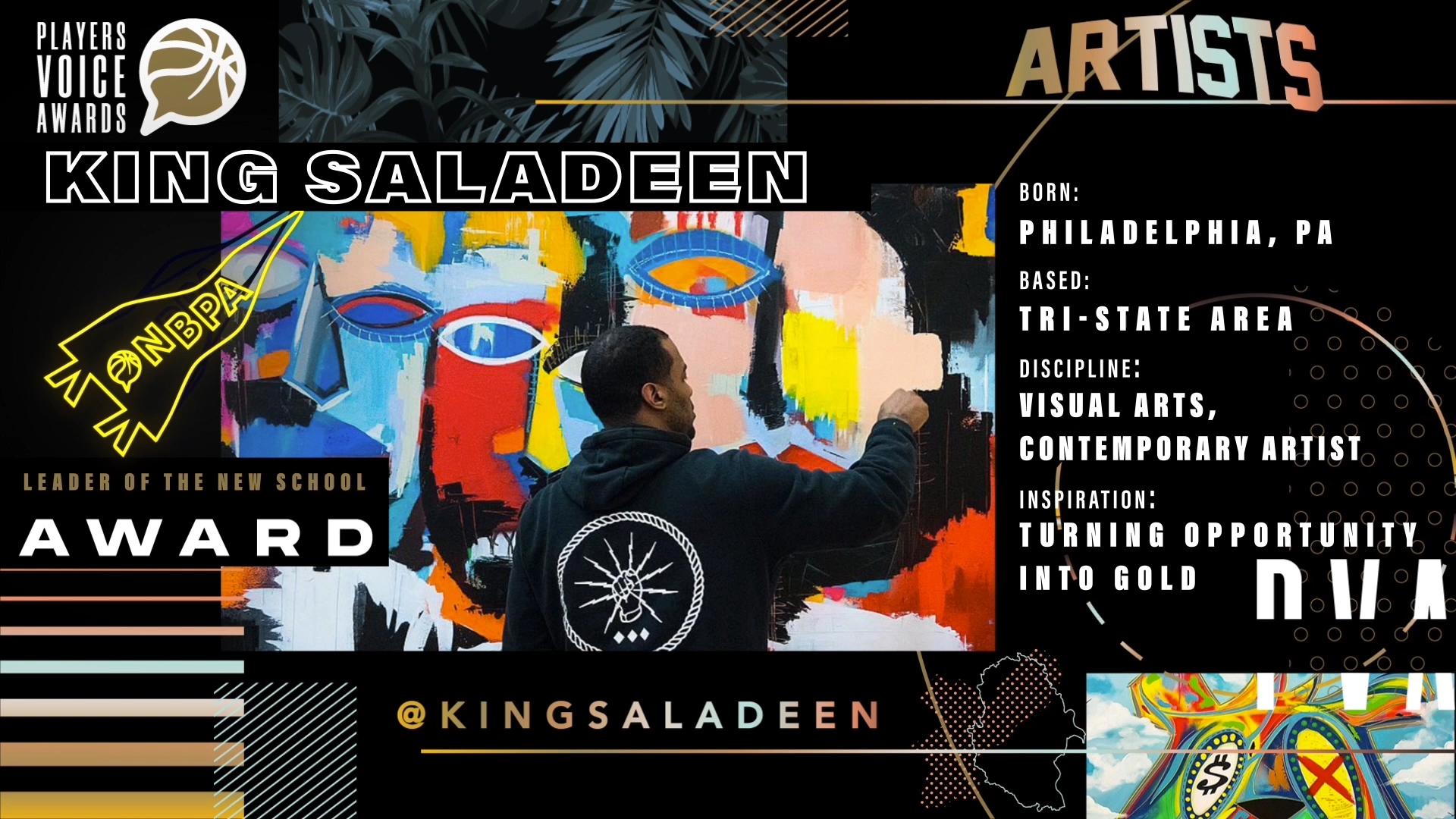 King Saladeen