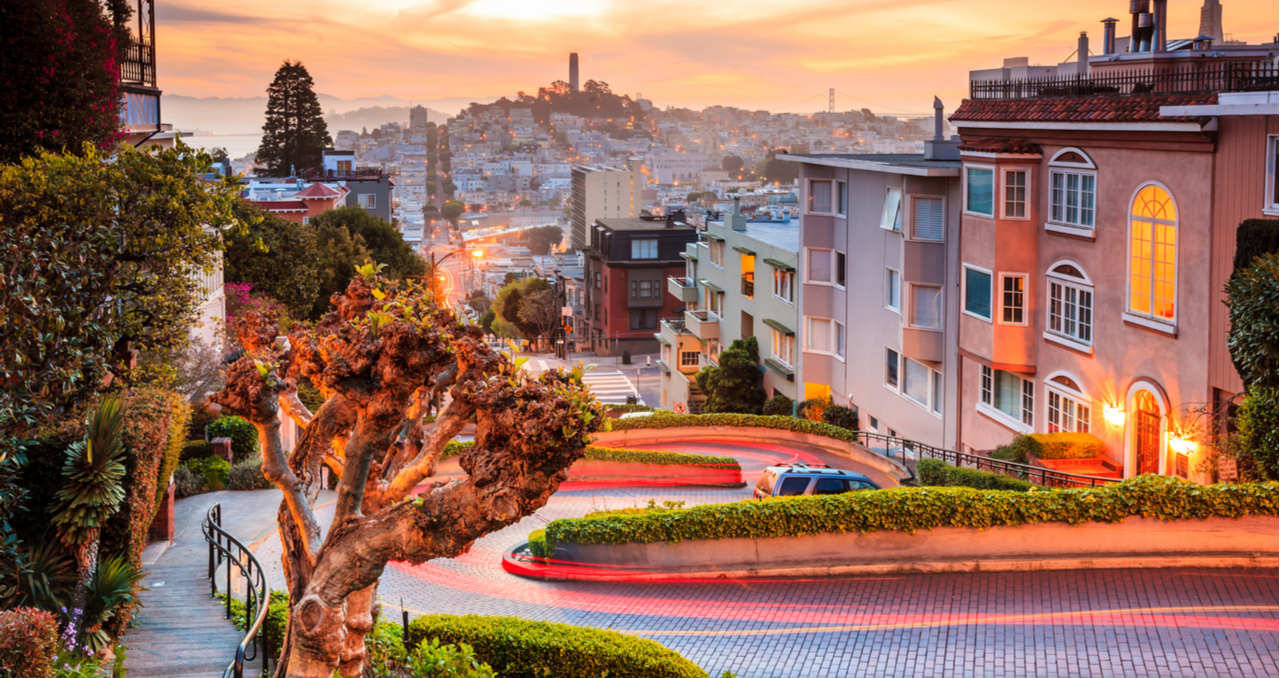 The 7 Most Famous Houses in San Francisco|||||||