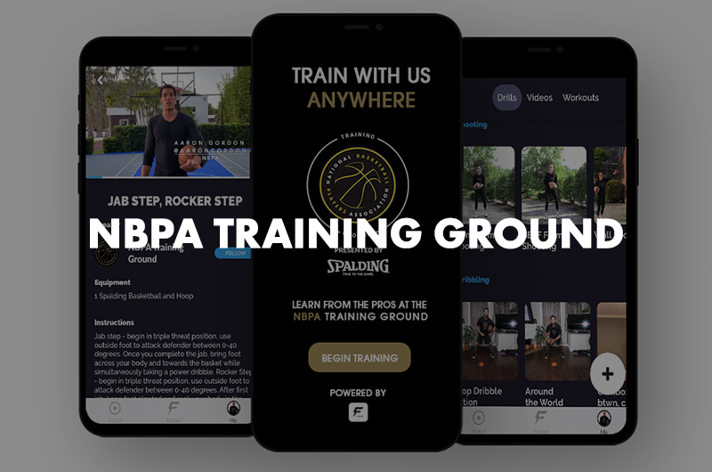 NBPA TRAINING GROUND