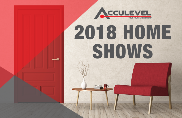 2018 home shows