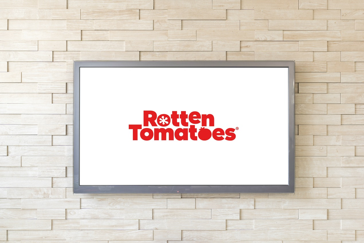 Rotten Tomatoes YouTube Channel for Digital SIgnage image