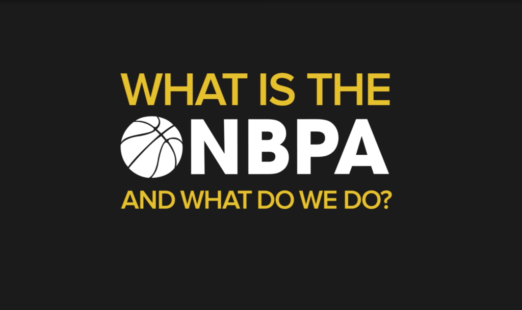 What is the NBPA, and what do we do?