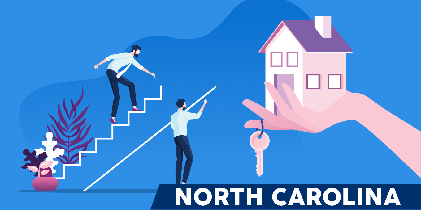 8 Steps to Buying a House in North Carolina