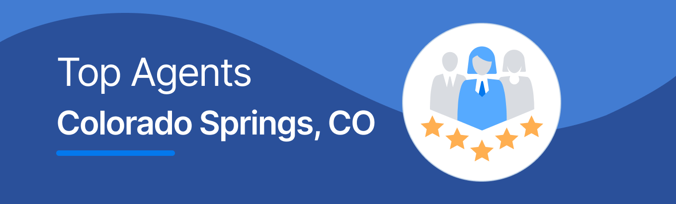 Find the best real estate agents in Colorado Springs