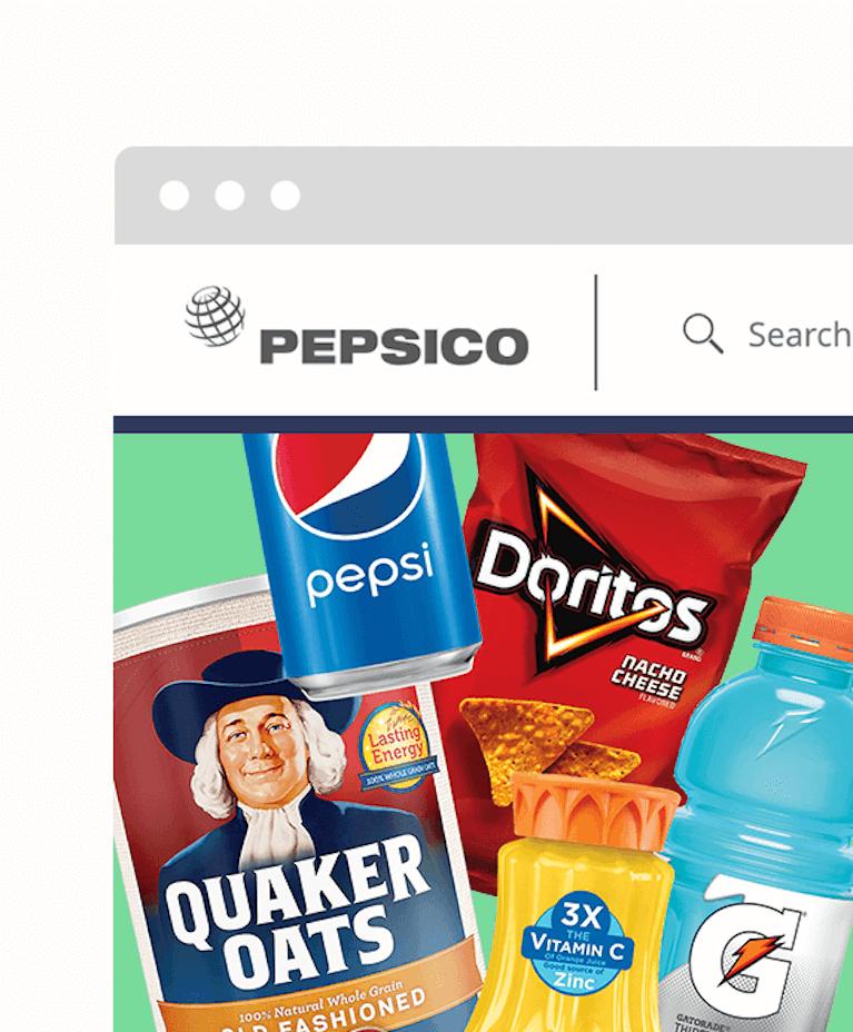 PepsiCo.com | Colorido Studios