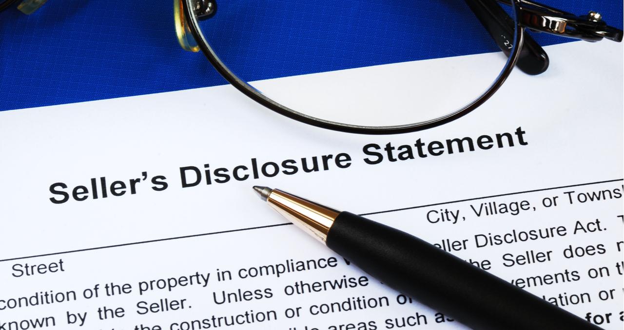 seller's disclosure