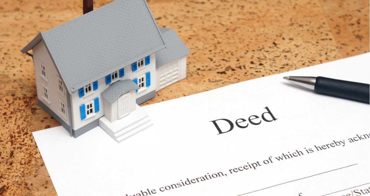 Reasons to Change the Name on a House Deed and (How to Do It)