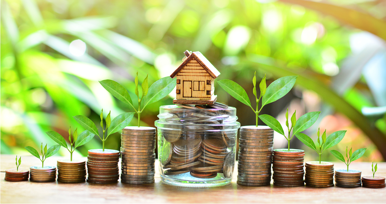 investors pay for houses