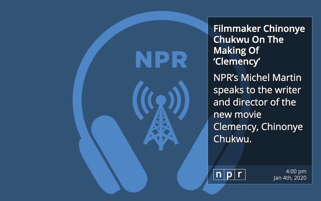 NPR RSS for Digital Signage carousel 1