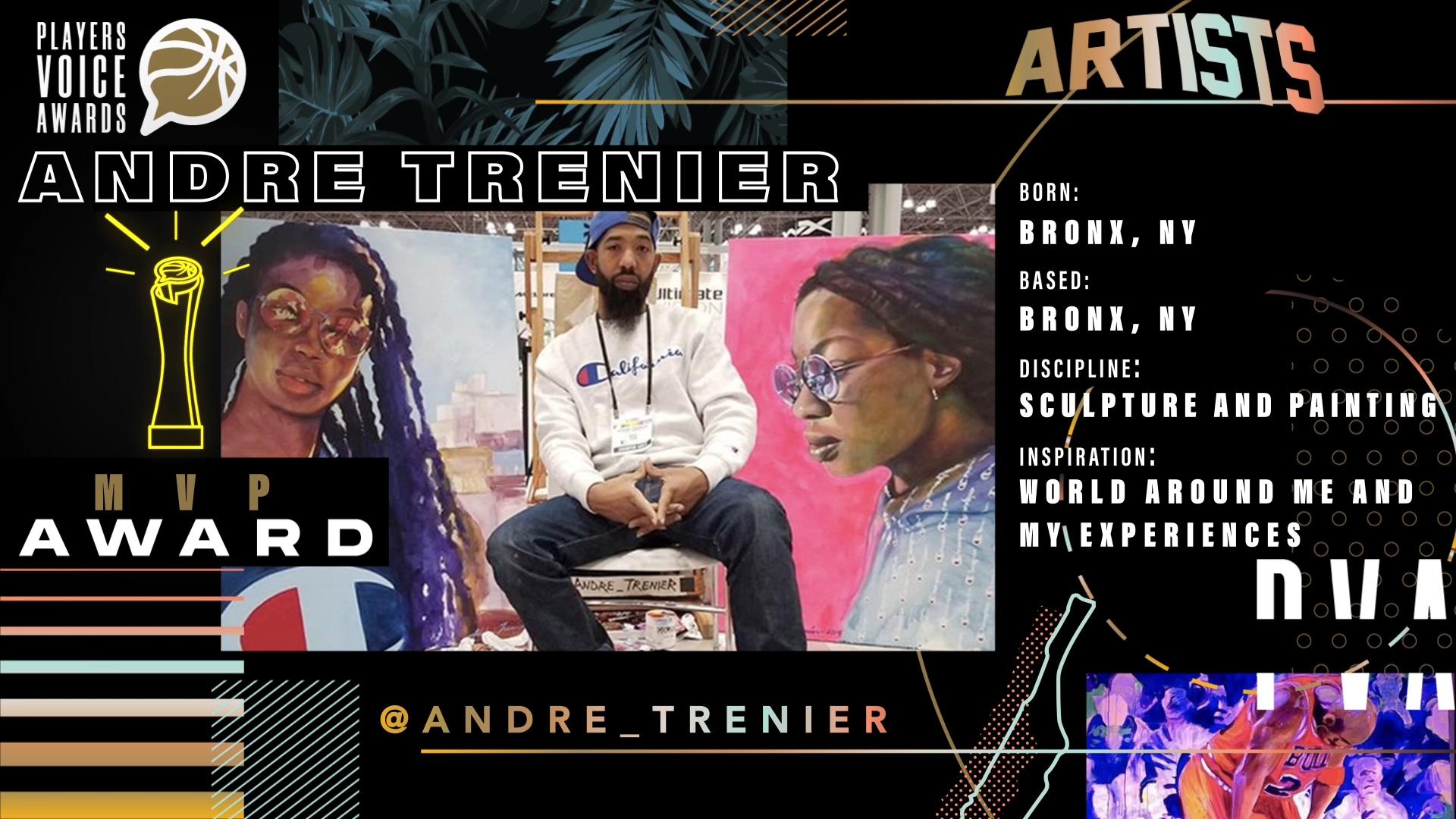Andre Trenier