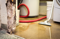 causes of a wet basement