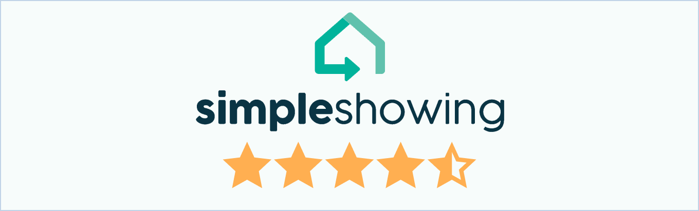 SimpleShowing reviews