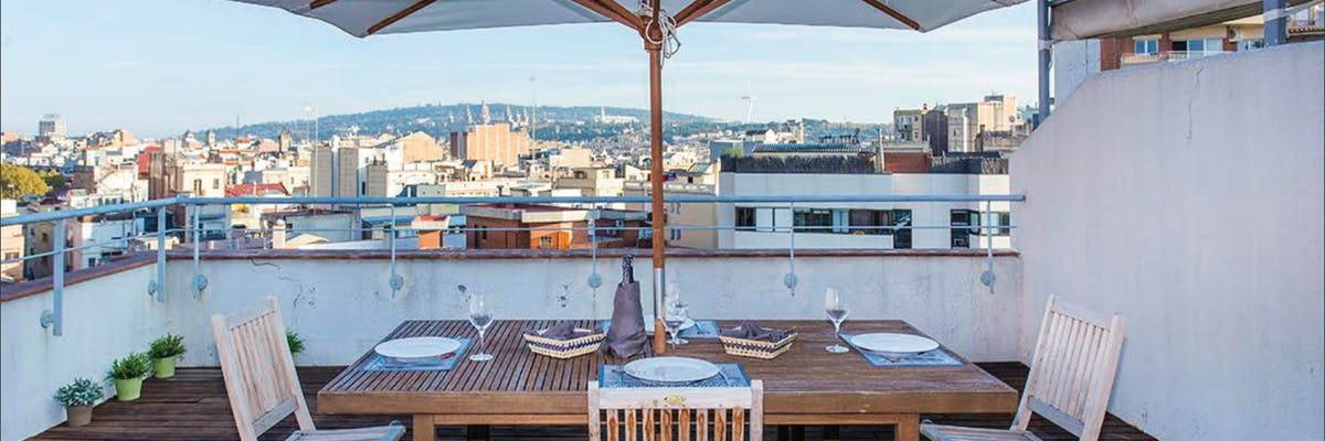 All-Year Round Returns for your home in Barcelona