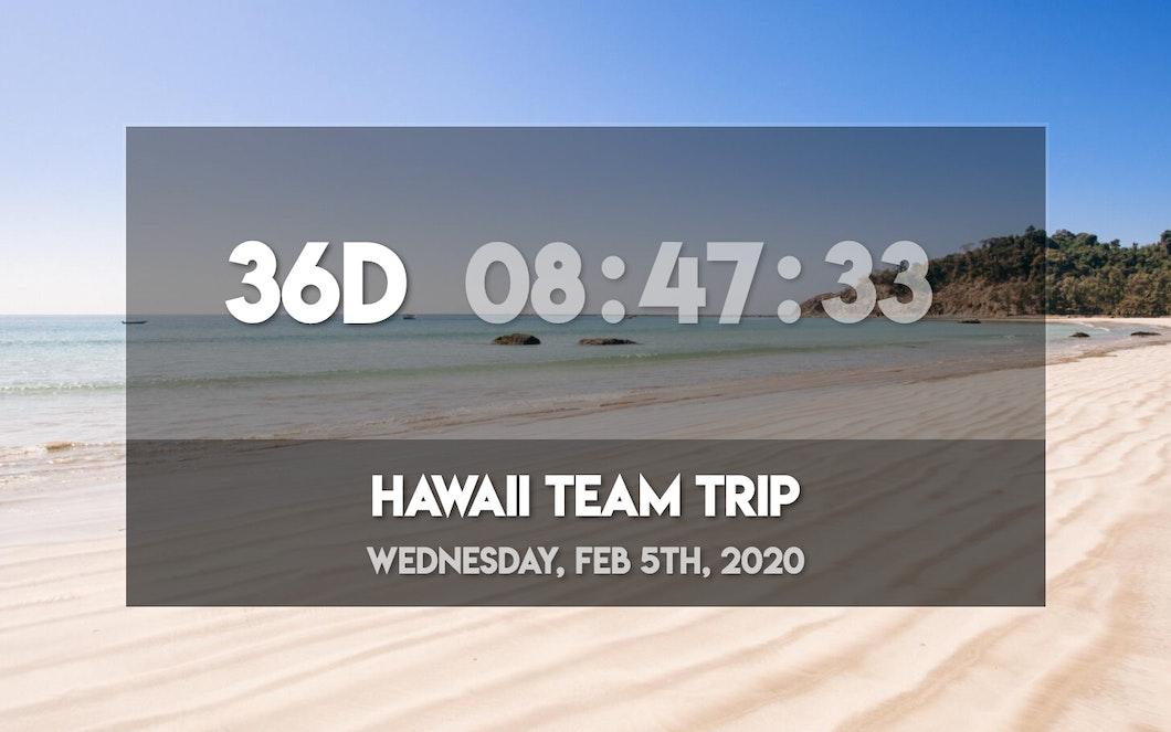 Countdown App for Digital Signage carousel 0
