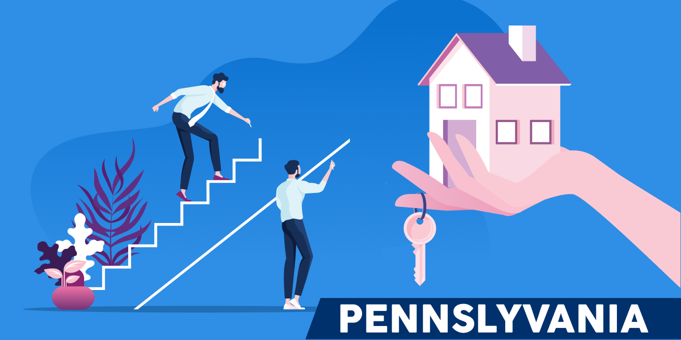 8 Steps to Buying a House in Pennsylvania