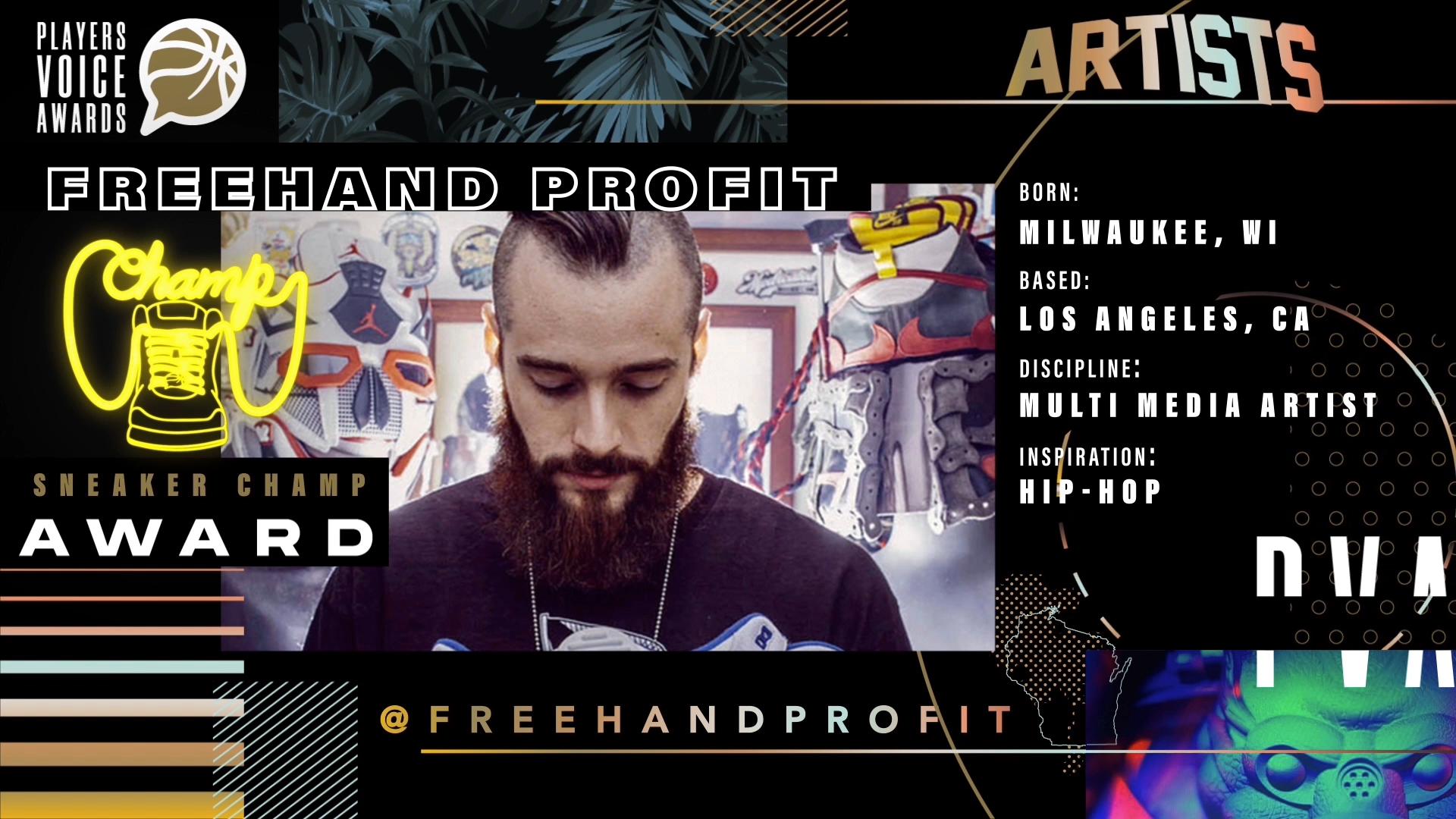 Free Hand Profit