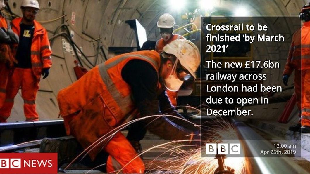 BBC RSS - Digital Signage App carousel 2