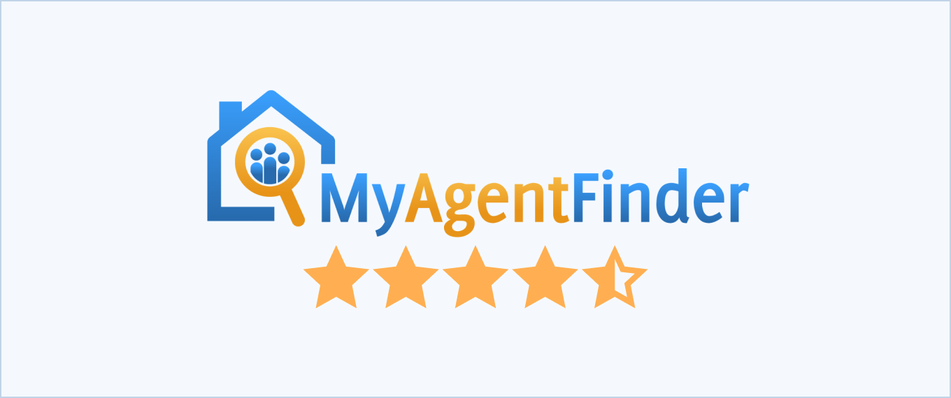 MyAgentFinder reviews from customers and real estate agents