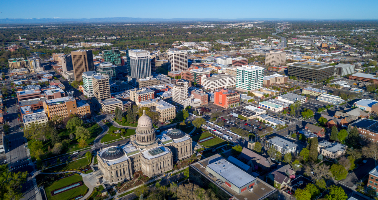 Top 5 Best Real Estate Investment Markets in Idaho