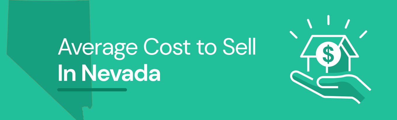 Find out the average cost of selling a house in Nevada