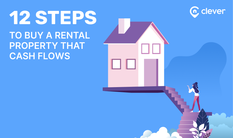 12 steps to buy a rental