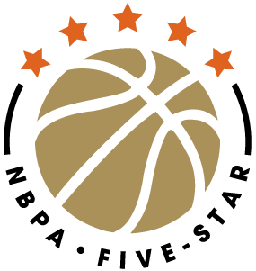 NBPA x Five Star Logo