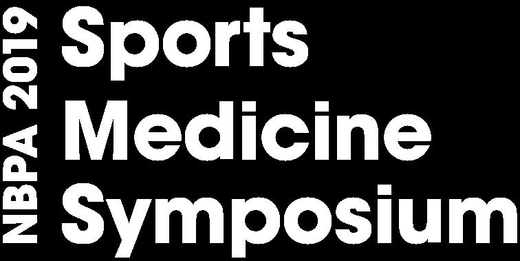 Medical Symposium - National Basketball Players Association