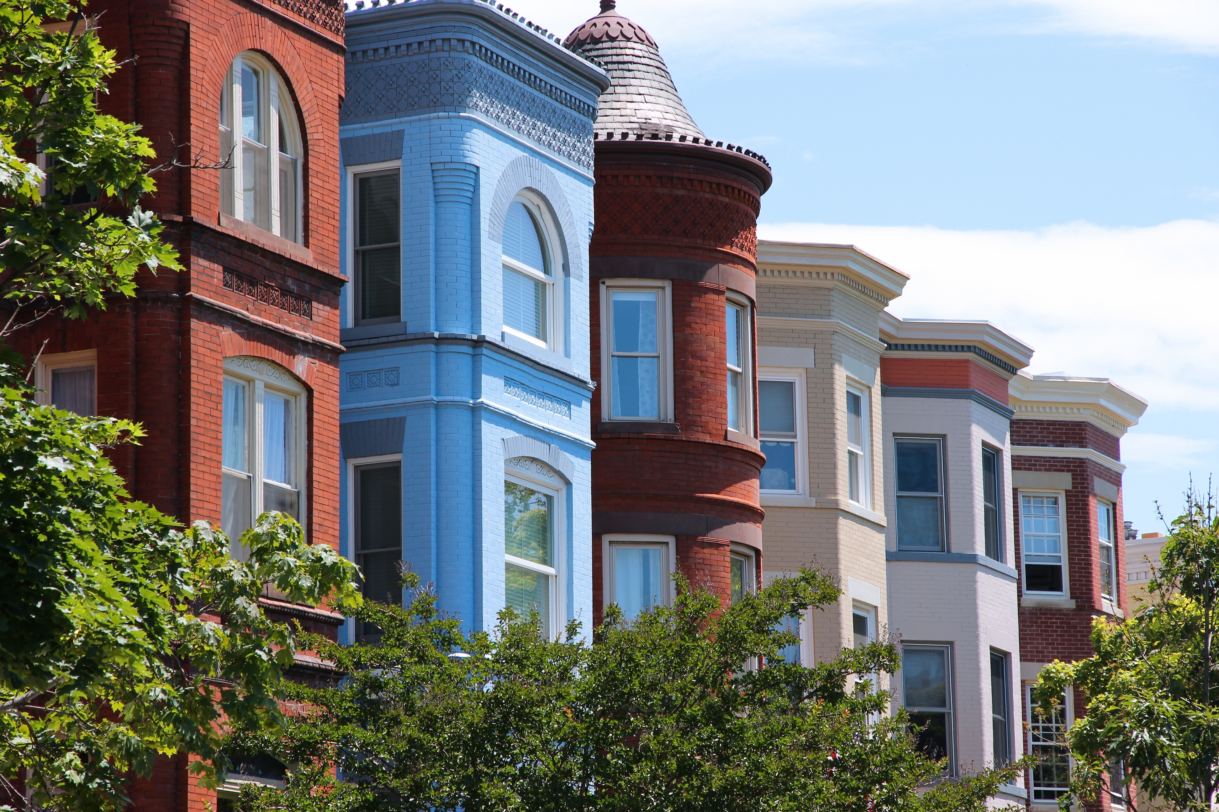 Time to sell a home in Washington, D.C.