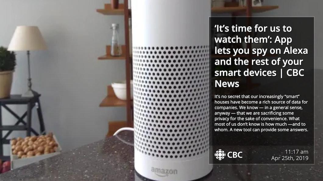 CBC RSS - Digital Signage App carousel 2