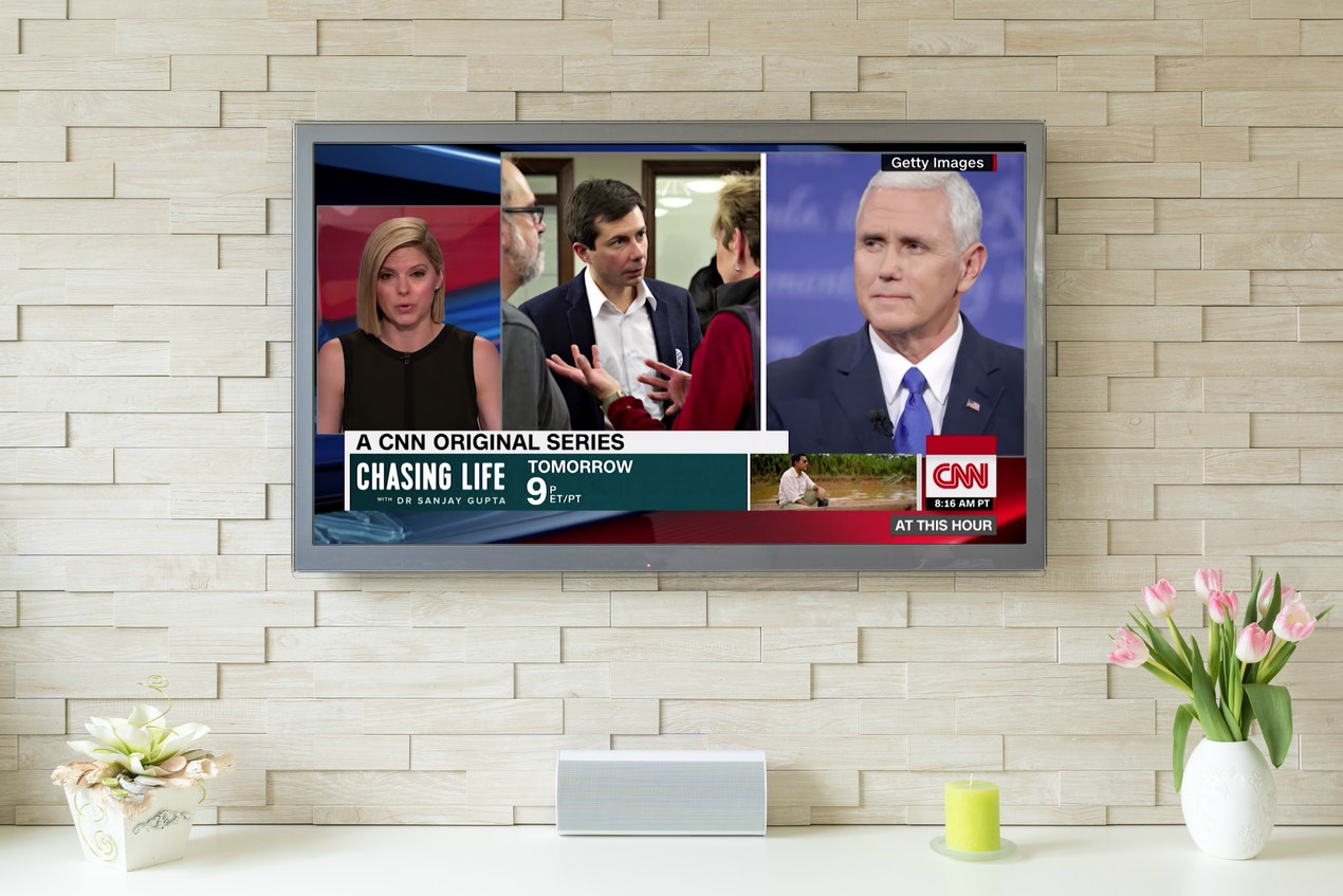 CNN YouTube Channel - Digital Signage App image