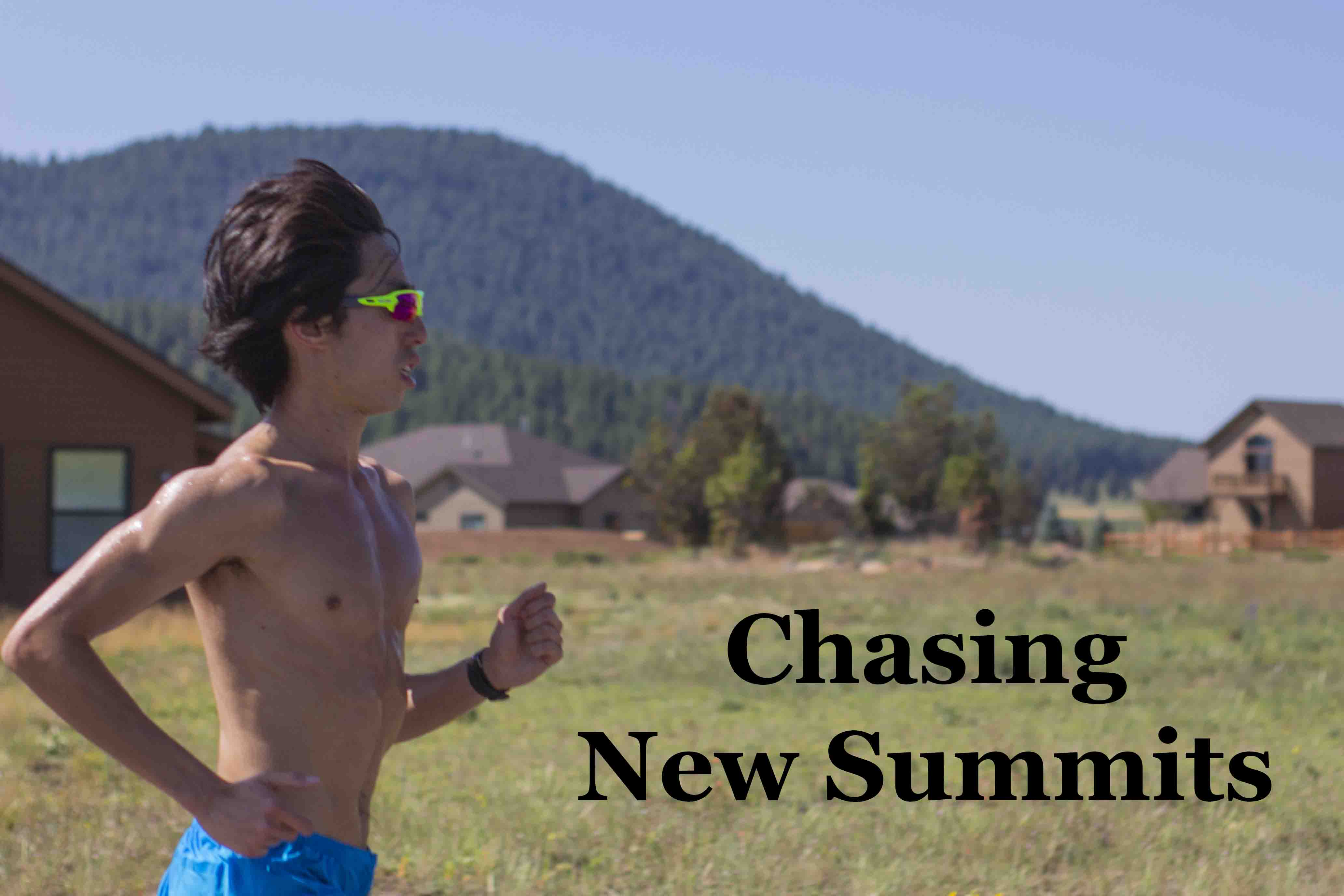 Introducing: Chasing New Summits, a series
