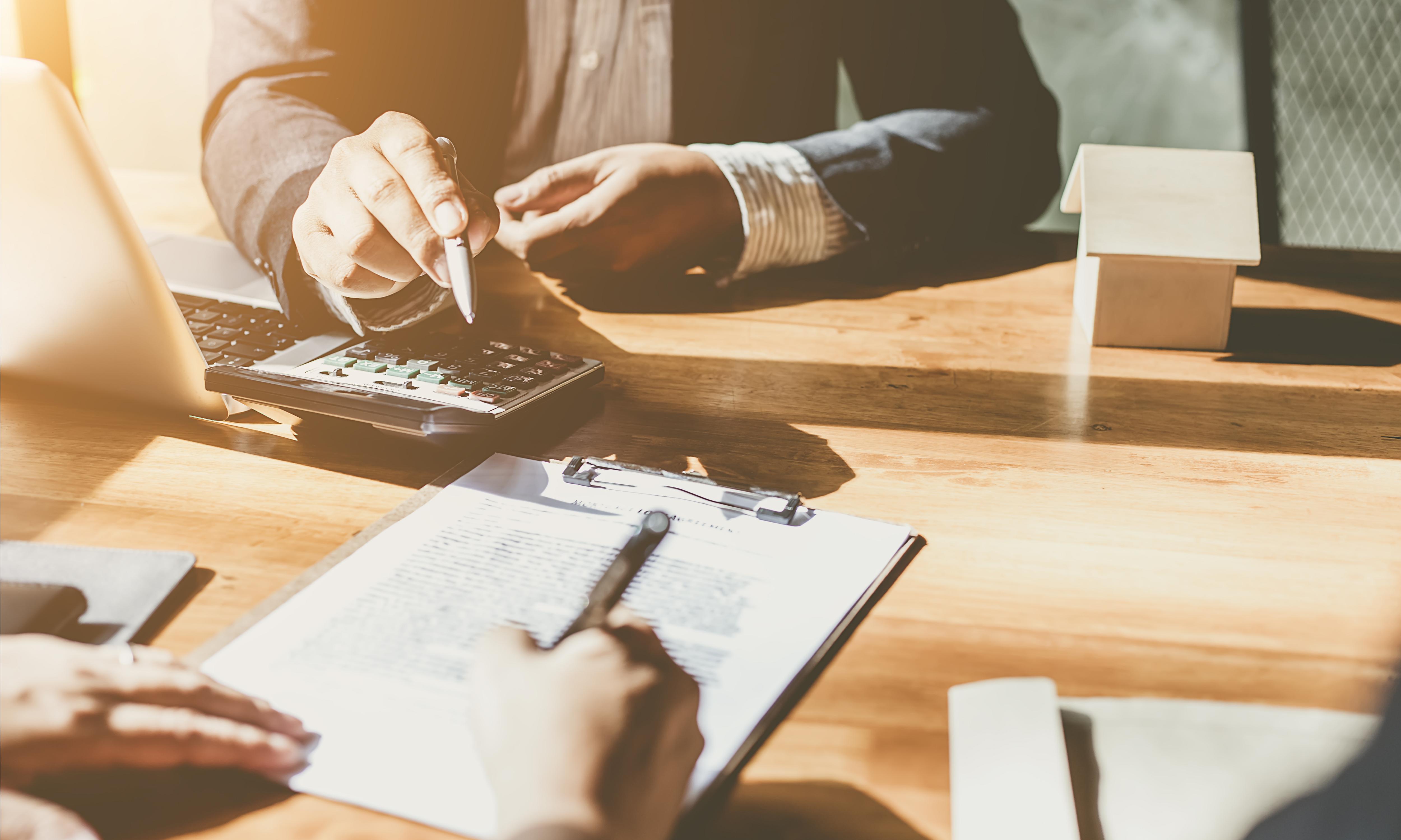 Low PMI mortgage