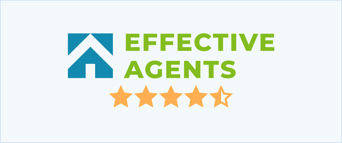 Effective Agents reviews from customers and real estate agents