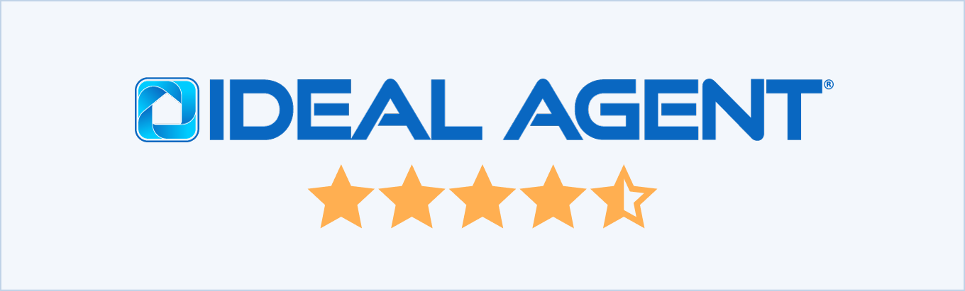 Ideal Agent reviews from customers and real estate agents