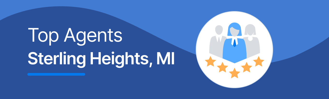 Top Real Estate Agents in Sterling Heights, MI