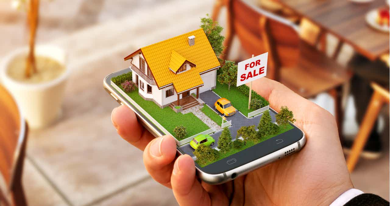 real estate investing smartphone app