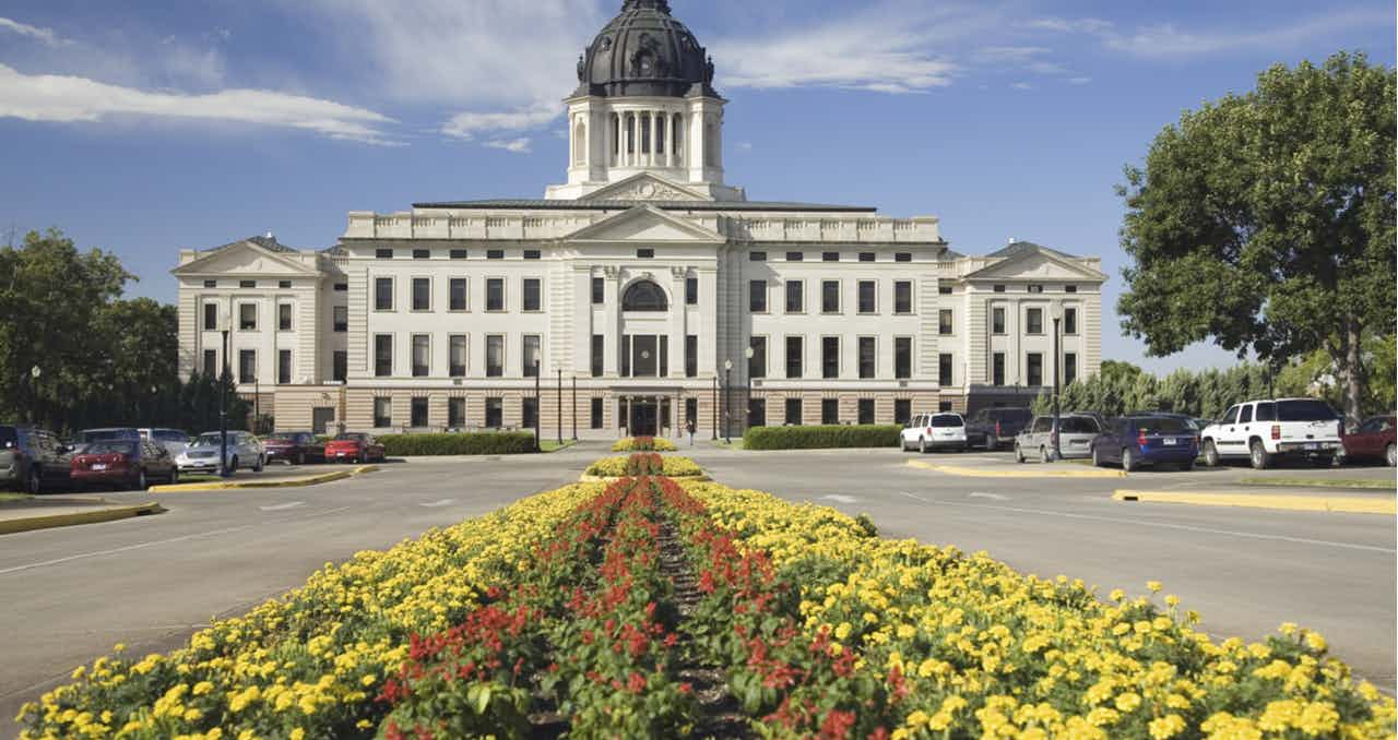 Time to sell a home in South Dakota