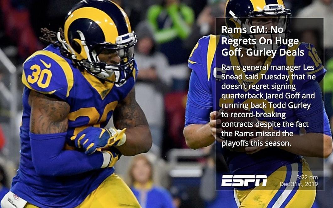 ESPN RSS for Digital Signage carousel 0