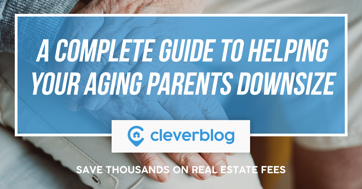 a complete guide to helping your aging parents downsize