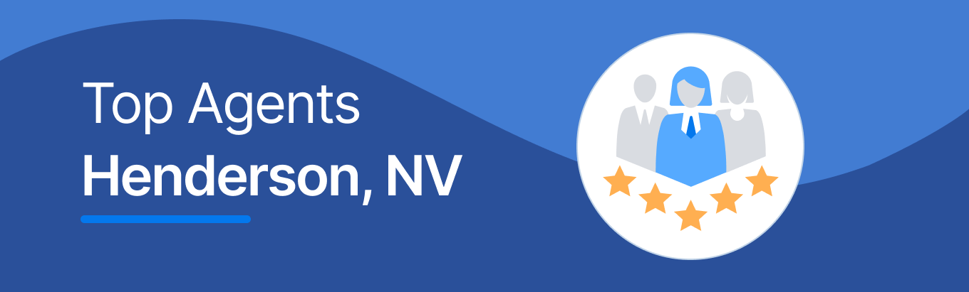 Top Real Estate Agents in Henderson, NV