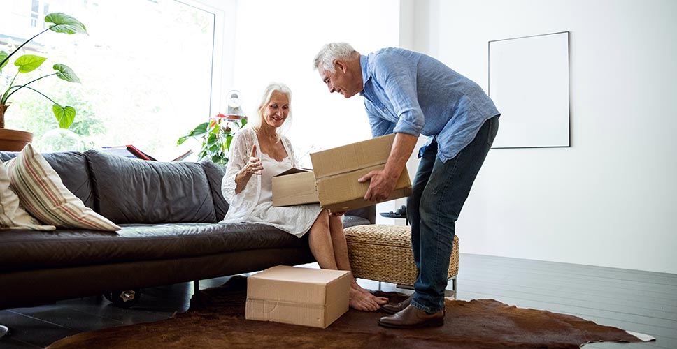 Superieur Senior Friendly Guide To Downsizing | MYMOVE