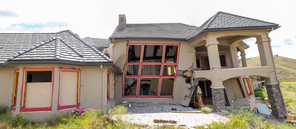 house needs foundation inspection