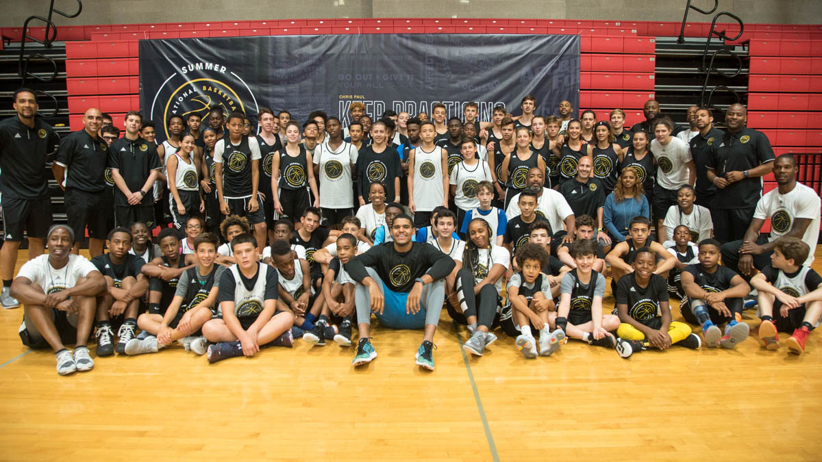 NBPA Sumemr Camp 2017