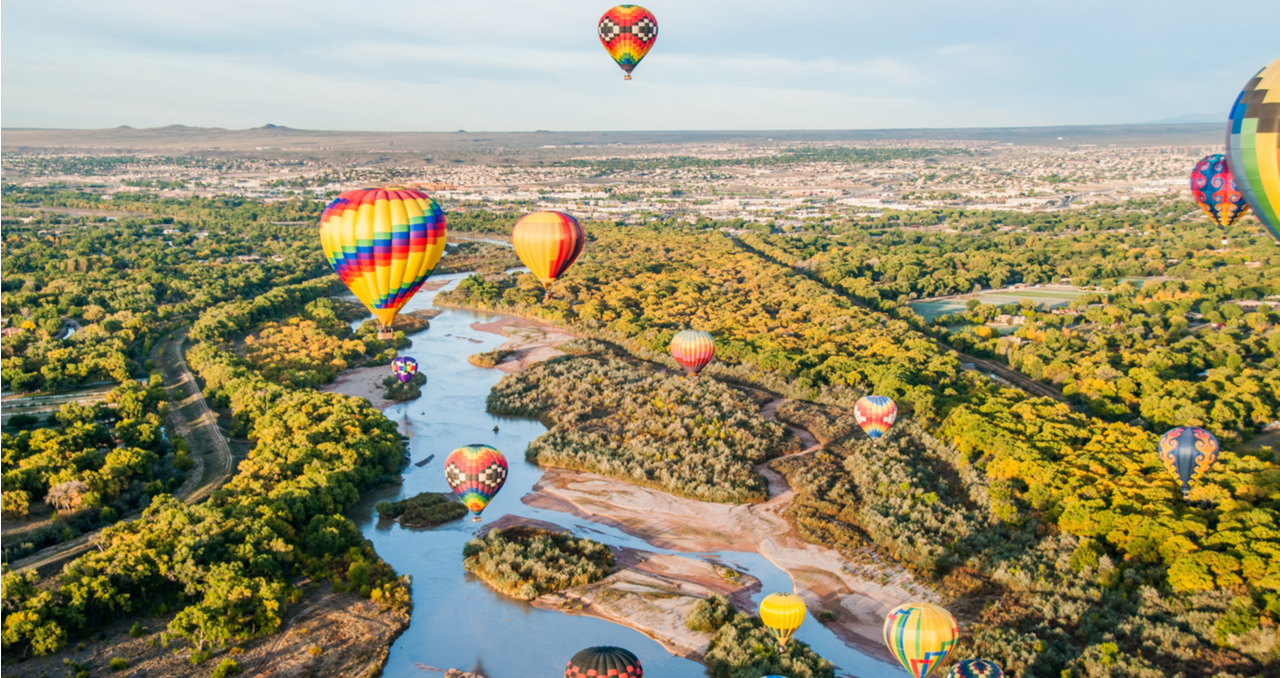 Time to sell a home in New Mexico
